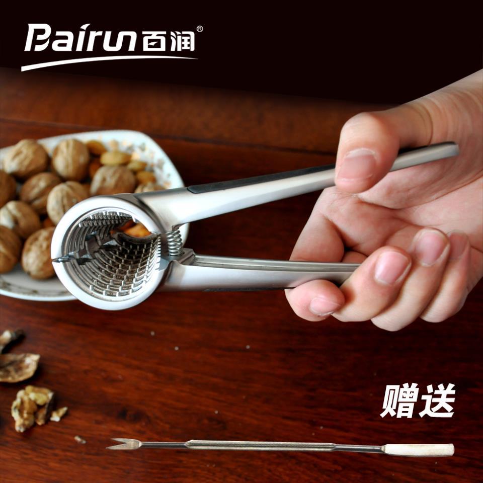 Profex liga de aço inoxidável em forma de funil quebra-nozes(China (Mainland))