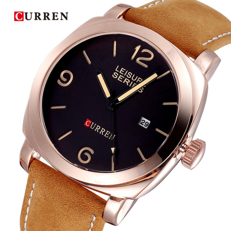 Часов curren luxury