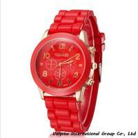 Free shipping 2014 Fashion Women Dress Watches Casual Watch Woman Wristwatch