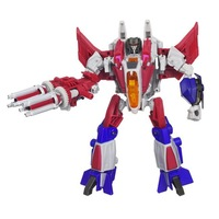 Fall of Cybertron Deluxe Starscream Robot Classic Toys For Boys Action Figures 25 Years Universe Figure Generations G1