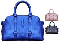 2014 New Design Women Leather Handbag Shoulder bags Elegant Women Solid Bag Dragon Printed Leather bags BH805 Free Shipping