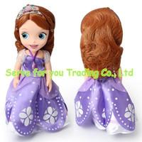 Free Shipping 30cm Sofia princess doll toy Sofia princess sofia doll girls