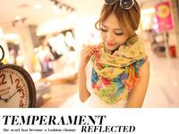 Buy 3 get 1 for free! Fashion ice silk desigual  hijab Scarf women winter warm Tassel rayon Wrap Shawl cape scarves
