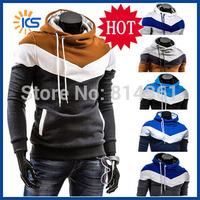 2015 New Fashion Hoody Pullover Sweater Men Sports Suit Fleece Jackets Mens Hoodies Sweatshirt Sudaderas Hombre Free Shipping