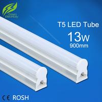 Wholesale 8pcs/lot Led Tube Lights 900mm T5 13W Tubes Led 90 cm SMD 2835 Super Brightness Led Bulbs Fluorescent Tubes AC165-265V