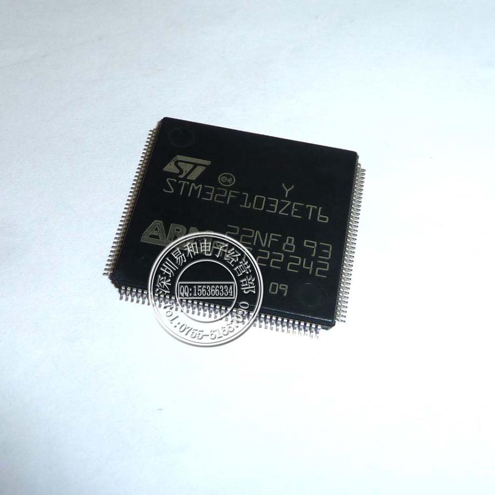 Free Delivery.STM32F103ZET6 genuine STM32 development board ARM processor(China (Mainland))