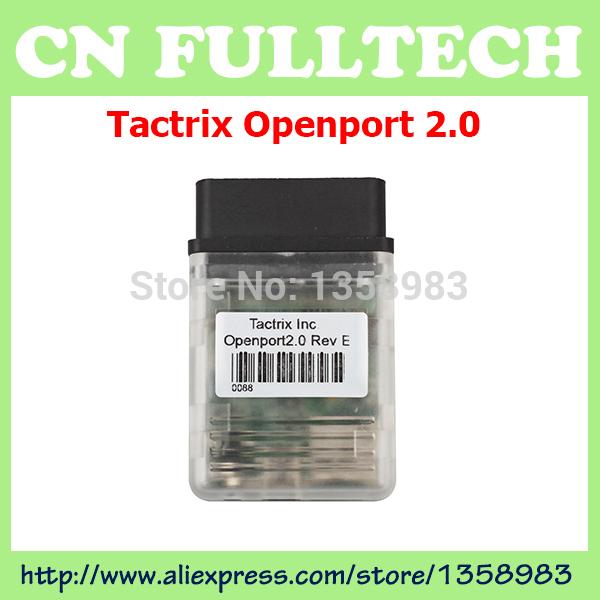 Средства для диагностики для авто и мото CN Fulltech 10pcs/lot, Tactrix Openport 2.0 + ECUFLASH Tactrix Openport 2.0