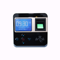 Fingerprint access control with RFID reader without keypad   With time attendance