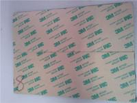 A4 size full plain sheet super soft 3M Poron + 3M 467MP adhesive tape customized bumper noise reduction wear resistance non slip