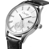 2014 new watch The calendar shows women Fashion business Women men Wristwatches Steel belt Clocks Quartz Watches Free shipping