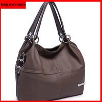 HOT!!!!  New fashion PU Leather women messenger bag Shoulder Bags
