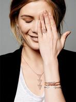 Fashion bracelet strass bracelets bangles kors bracelet charm bracelets for women bracelet jewelry same style set,Free Shipping