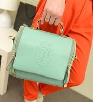 2014 new bag lady Korean fashion casual shoulder bag diagonal package