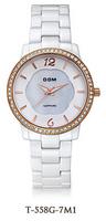 Dom brand women dress watches ladies quartz watch women wristwatches woman casual fashion luxury ceramic watch relogio feminino