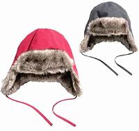Russian Boys girls winter hat waterproof windproof warm European American children Bomber Hats ear hat baby fashion warm hat