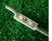 small size waterproof led module, 2pcs 3528 SMD LED,size:26mm*7mm;0.24W;DC12V input