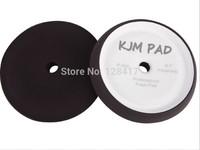 "K518 Free shipping 8.5"" Concave high quanlity AMERICAN sponge material  car Buffing Pad  & Polishing Pad Car Polishing pad"