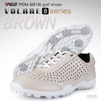 2014 New !! men authentic golf shoes men slip breathable fixed nails