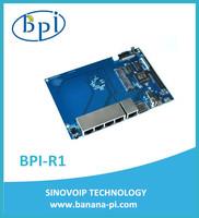 Free shipping BPI-R1 Open Source Router, Banana PI