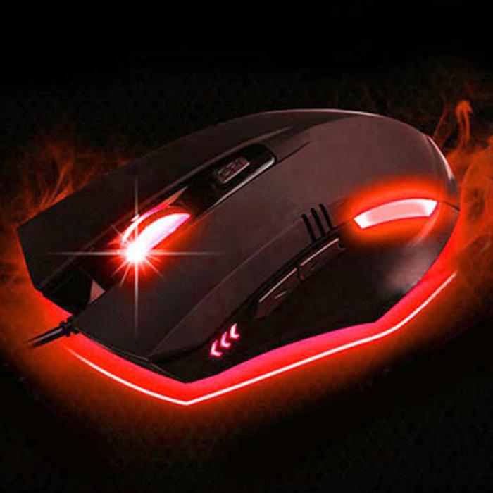 Компьютерная мышка Whosale LED