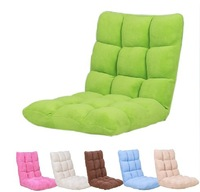 2014 Creative Lazy Sofa, Single Person Sofa Bed, Folded Cushion Tatami, Living Room Bedroom Office Leisure Sofa Size S SF001