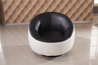 Sofa Chair, Creative and original design, bean bag sofa, Genuine leather round single sofa Chiar Free Door to Door Service YY03