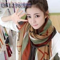 Buy 3 get 1 for free! Fashion fall-summer ice silk Scarf women winter warm Tassel Scarf Wrap Shawl scarves Free shipping