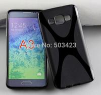 X Line Soft TPU Gel Skin Cover Case For Samsung Galaxy A3