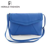 Fashion Envelope Clutch Candy Color Messenger Bag For Women Female Feminine Shoulder Bag Day Clutch Simple Style Women Handbag