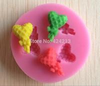 Silicone Mold Fondant silicone molds Cakes Decoration Sugar Craft Tool baking tools cake tool-P203