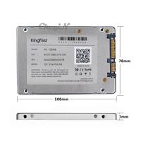 "Original Kingfast SSD 128gb 2.5"" SATA III Internal Solid State Hard Drive Disk For Laptop Desktop Computer 0.5-KSD128D"