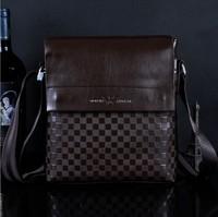 Factory direct wholesale men's Shoulder Bag Messenger Bag Korean business bag cool leisure package box package of special