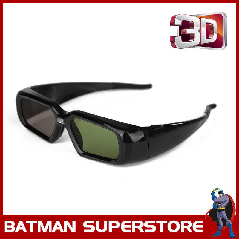 Universal Active DLP Link Shutter 3D DLP Glasses For Optoma / Sony / BenQ / Vivitek / Focus DLP-LINK 3D Ready Projector(China (Mainland))