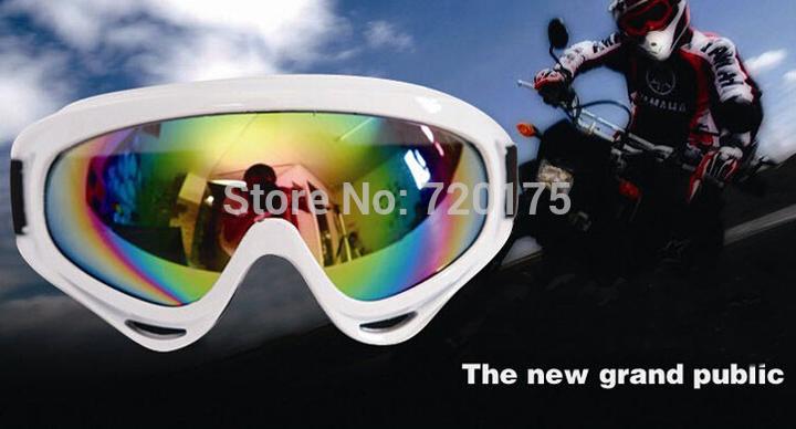 Ski Snowboard ATV Cruiser Motorcycle Motocross Goggles Off-Road Dirt Bike Racing Eyewear Surfing Airsoft Paintball Game glasses(China (Mainland))