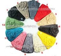 Big size Width Crochet Headband Hairband Headwrap Knitted Ear Warmer Free shipping