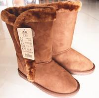 free shipping 2014 new winter fashion women boots warm plush snow boots