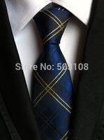 Business Gift Formal Ties/1200 Needles Patchwork Jacquard Ties