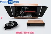 PENHUI  Car DVD For  X1 2009-2015 Support DVR Ipod+BT+3G+Radar-in+Camera-in Car Navi Car Video Car GPS free map card