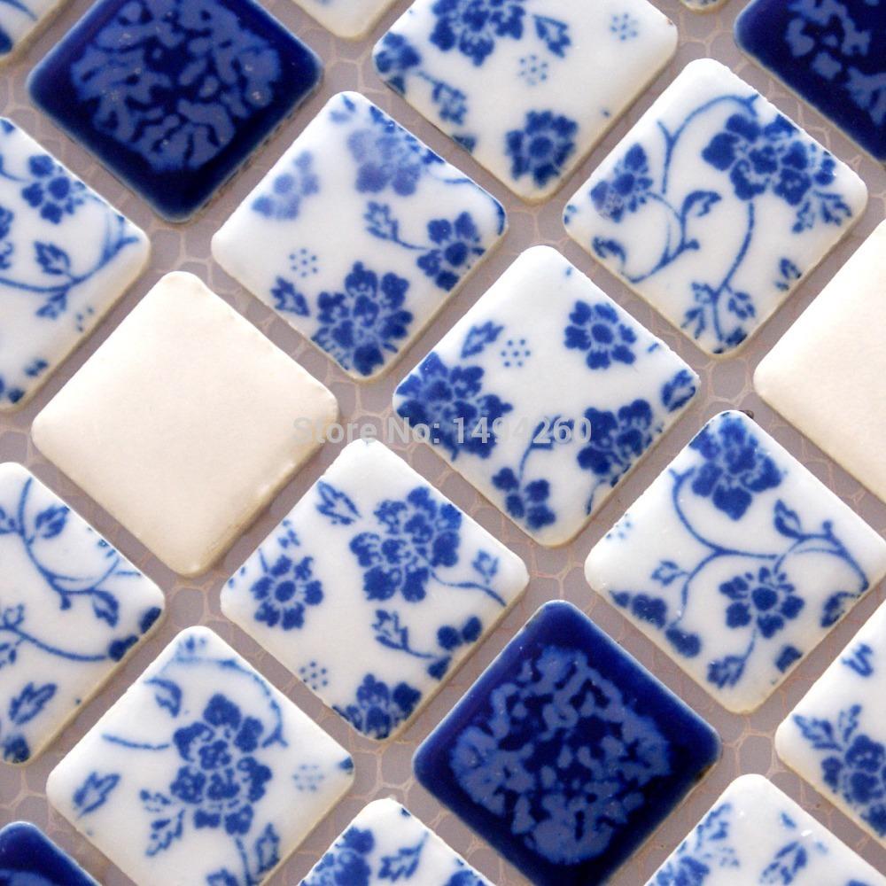 Mosaic Tile Ceramic Mosaic Kitchen Tile Bathroom Porcelain Floor Tiles
