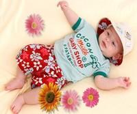 2015 summer carters brand baby products minnie boy newborn kid clothing set children cotton boys infantil suit baby clothes sets
