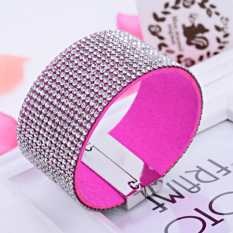 European Handmade bangle bracelets stones magnetic buckle woman free shipping jewelry(China (Mainland))