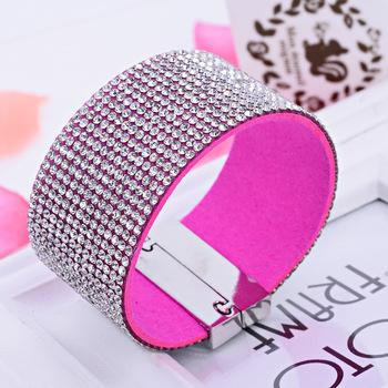 Европейский ручной работы браслет браслеты камни магнитный пряжка женщина ювелирные ...