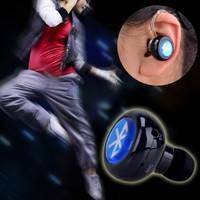 2014 New Wireless Stereo Bluetooth Earphone Headphone for Iphone Samsung Smart Phone
