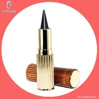 Wholesale 24 Pcs/lot Arabian Waterproof Eyeliner Cream PartyQueen NATURAL KAJAL Solid Thick Black Eyes Makeup