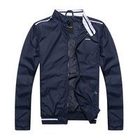 2014 New  Hot Sale Casual Spring Autumn Man Jacket Slim Thin Men Coat Outwear WJC