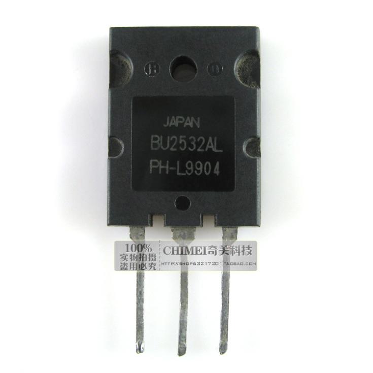 BU2532AL tube triode power line 3C digital electronic components(China (Mainland))
