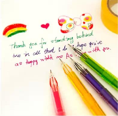 12pcs/lot multicolour 0.5mm gel pen cute creative gel pen korean version high quality excellent writing diamond series Win 573(China (Mainland))