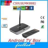 Quad Core  Android 4.2.2 RK3188 . Mini TV BOX HDMI HDD Player 2G/8G h IR Remote Controller  Black
