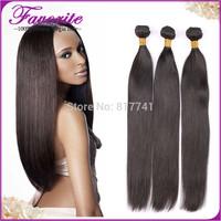 Good Quality Silky Straight Ali Favorite Human Hair 3 pcs Lot Peruvian Virgin Hair Weaves,Unprocessed Human Hair Bundle for sale