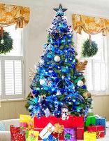 Free shipping 3M 300CM Christmas tree package Christmas supplies luxury Christmas tree Christmas Decoration Supplies